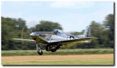 P-51 Takeoff by Peter Chilelli