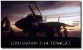 Tomcat Sunset Aviation Art