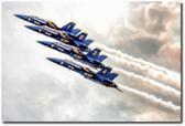 Angel Ascent Aviation Art