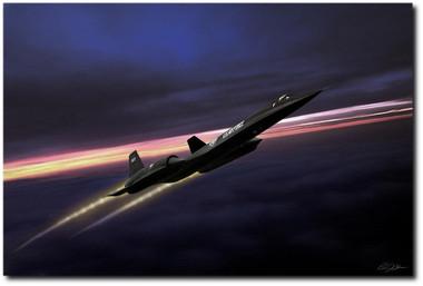 High Flight Aviation Art