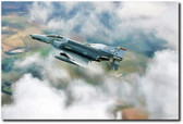 Spang Wild Weasel Aviation Art