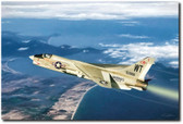 Red 1 Lead Aviation Art