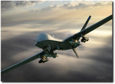 Fear The Reaper Aviation Art