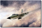 Warpath F-105 by Peter Chilelli