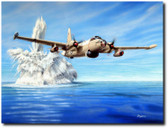 Ruler of the Sea II by Don Feight - Lockheed Neptune
