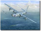 Navy Lib by Don Feight - B-24 Liberator