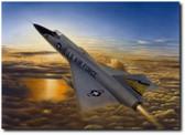 Delta Dawn by Don Feight - F-106 Delta Dart