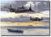 Closing the Gap by Don Feight - WW II TBM Avenger