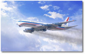 DC-8 Friend Ship by Mark Karvon - Douglas DC-8