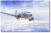 The Great Silver Fleet by Mark Karvon - Douglas DC-3