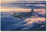 Fifty Years a Lady by Craig Kodera - Douglas DC-3