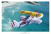 J2F-2 Duck by Mark Karvon - Grumman J2F Duck