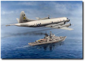CAC-7 Skeet For the Fleet by Don Feight - P-3C Orion - Aviation Art print