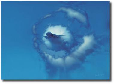 Eye of the Eagle by Dru Blair -  F-15E Strike Eagle
