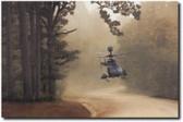 Pathfinder by Dru Blair - OH-58D Kiowa Warrior Aviation Art