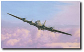 Lady of Grace by Micky Harris - B-17 Flying Fortress