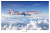 Astrojet by Mark Karvon - Convair 990