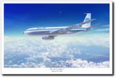 Pan AM Jet Clipper by Mark Karvon – Boeing 707