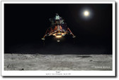 Eagle by Mark Karvon – Apollo 11