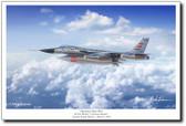 Operation Heat Rise Aviation Art by Mark Karvon– B-58A Hustler