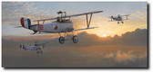 By the Dawn's Early Light by Russell Smith - Aviation Art