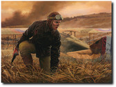 The Stand by Russell Smith  Aviation Art
