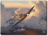 A Time of Eagles by William S. Phillips - Spitfire Aviation Art