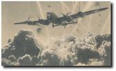 Devotion To Duty by Richard Taylor - Lancaster Aviation Art