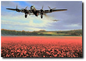 For Freedom by Richard Taylor Aviation Art