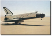"NASA Space Shuttle ""Columbia"" Aviation Art"