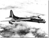 B-36 - Peacemaker In Flight