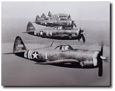 P-47 Formation