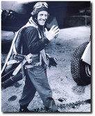 "Robert ""SHORTY"" Rankin In His Flight Suit"