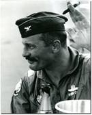 USAF Colonel Robin Olds After a Mission  - Aviation Art