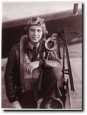 "WWII Photo of ""Hub"" Zemke"