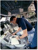 Astronaut Joe Engle