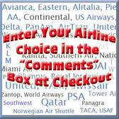 Airplane Nose: Your Choice!