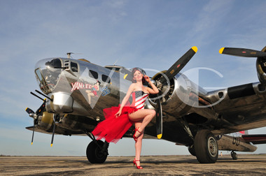 B-17 Flying Fortress Aviation Art