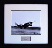 B-58 on Takeoff - Beryl Erickson