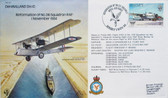 DeHavilland Dh10 First Day Envelope