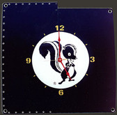 Skunkworks Clock