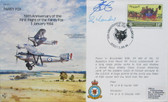 Fairey Fox First Day Envelope