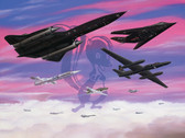 Lockheed Legends is an Art print by Mike Machat