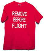 Remove Before Flight Wear