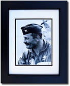 Robin Olds after a Mission