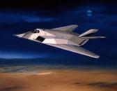 Scorpion Three by Mike Machat. F-117 Nighthawk