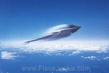 Spirit of America (Artist Proof) by Dru Blair - B2 Stealth Bomber- Aviation Art