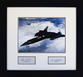 A-12 above the Clouds (2 Signatures)