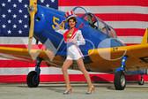"""""""Shannon"""" with a Fairchild PT-26"""