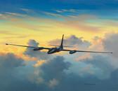 U-2 Sunset